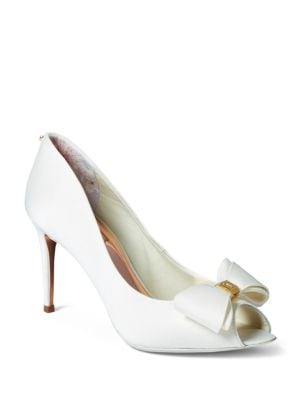 Alifair Bow Pumps by Ted Baker London
