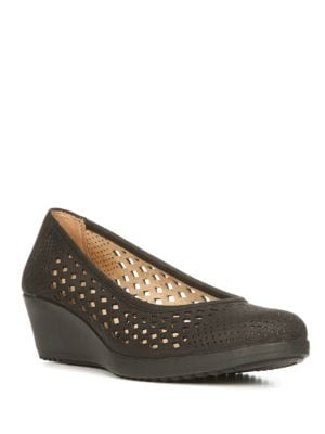 Brelynn Lasercut Wedges by Naturalizer