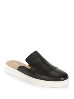 Buy Irine Cap-Toe Slide Sneakers by Calvin Klein online