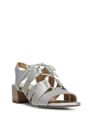 Felicity Leather Sandals by Naturalizer