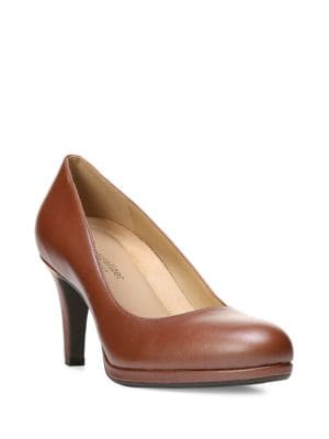 Michelle Leather Pumps by Naturalizer