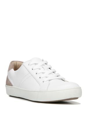 Morrison Leather-Blend Sneakers by Naturalizer