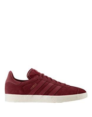 Gazelle Suede Low-Top Sneakers 500035077429