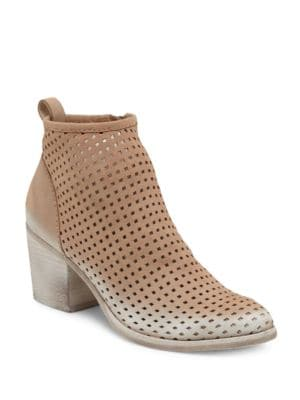 Kenyon Leather Booties by Dolce Vita