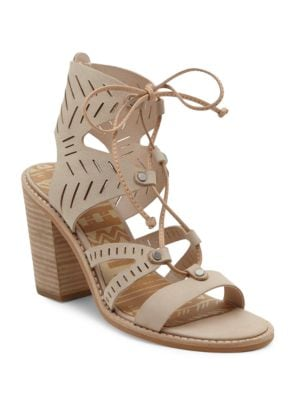 Luci Nubuck Sandals by Dolce Vita