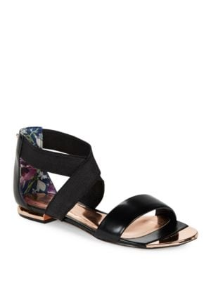 Laana Leather Sandals by Ted Baker London