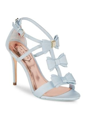 Appolini Bow-Accented Heels by Ted Baker London
