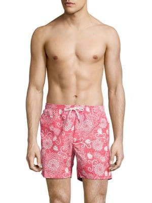Floral Swim Shorts by Trunks Surf + Swim