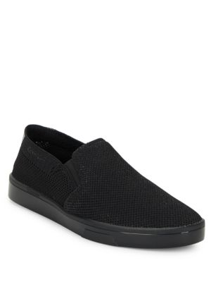 Mesh Slip-On Sneakers by Calvin Klein