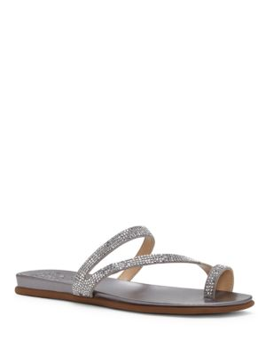 Buy Evina Thong Slip-On Sandals by Vince Camuto online