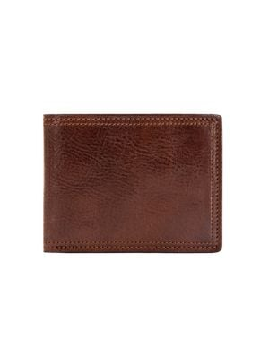 Bifold Leather Wallet by Bosca