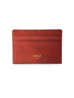Weekend Leather Wallet by Bosca