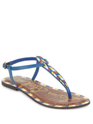 Buy Gigi Thong Sandals by Sam Edelman online