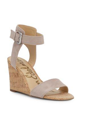 Willow Suede Sandals by Sam Edelman