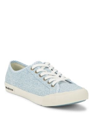 Monterey Chambray Sneakers by Seavees