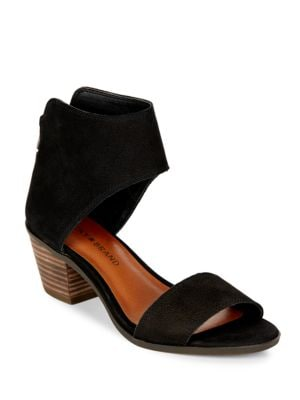 Barbina Leather Sandals by Lucky Brand