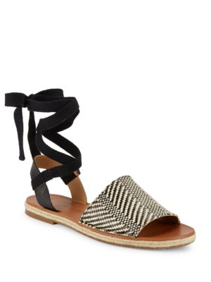 Daytah Leather Sandals by Lucky Brand