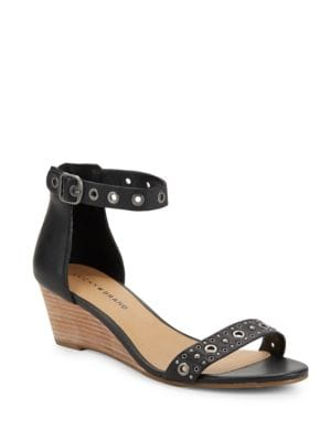 Jorey Tanle Leather Sandals by Lucky Brand