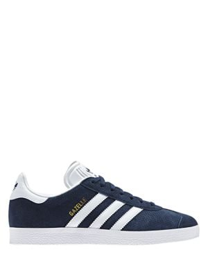 Women's Gazelle Suede Lace-Up Sneakers by Adidas