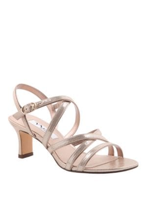 Genaya Slingback Sandals by Nina