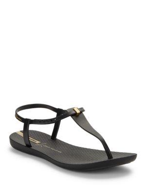 Lenny Desir Slingback Thong Sandals 500035320688