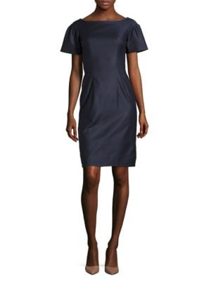 Swiss Cotton-Blend Dress by BARBARA TFANK INC.