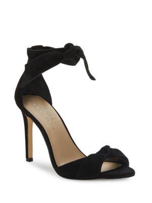 Faye Suede Heels by 424 Fifth
