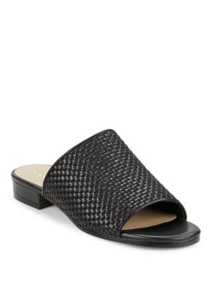 Yeva Woven Slip-Ons by 424 Fifth