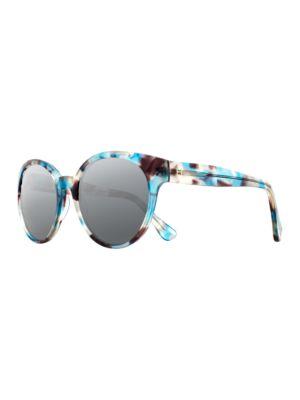 54MM Oval Sunglasses...