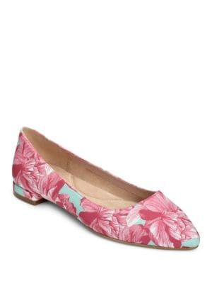 Hey Girl Floral Flats by Aerosoles