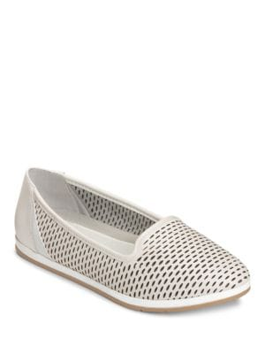 Smart Move Leather Flats by Aerosoles