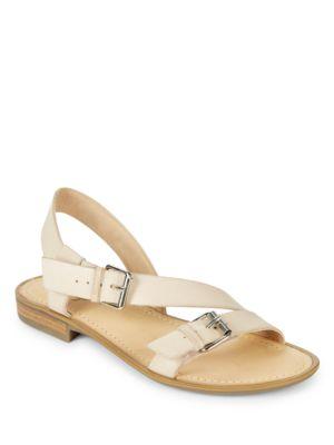 Gamma Strappy Buckle Sandals by Latigo