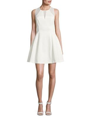 Solid Sleeveless Dress by Jill Jill Stuart