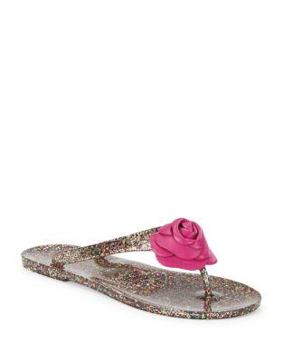 Fayette Jelly Flip Flops by Kate Spade New York
