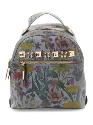 Floral Backpack @...