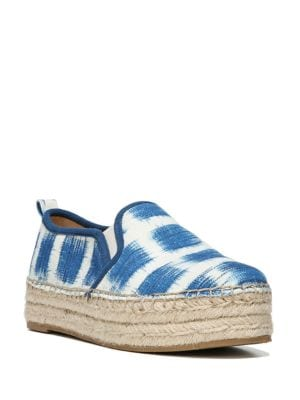 Carrin Slip-On Espadrille Flats by Sam Edelman