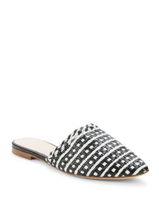 Mariel Leather Mules by Kate Spade New York