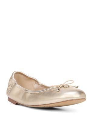 Felicia Leather Ballet...