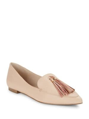 Abriana Pointed Toe Loafers by Louise et Cie