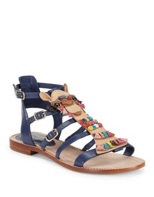 Sahara Leather Sandals by Kate Spade New York