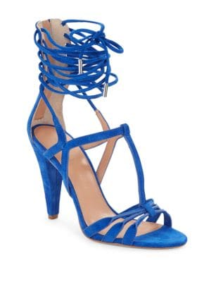 Melody Caged Heels @...