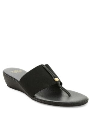 Marseille Thong Sandals by Andre Assous