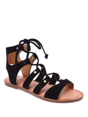 Jasmyn Suede Gladiator Sandals by Dolce Vita