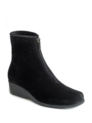 Sharlina Waterproof Wedge Ankle Boots by La Canadienne