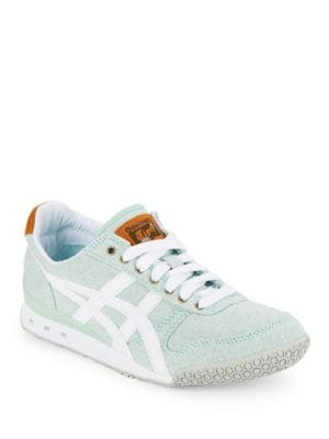 Ultimate 81 Leather Sneakers by Asics