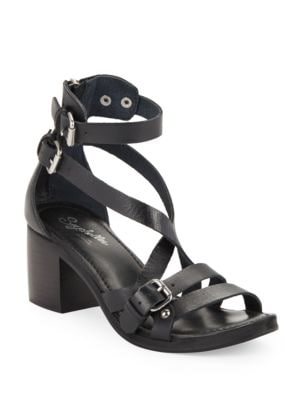 Aquarius II Block Heel Sandals by Seychelles