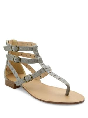 Billie Leather Sandals by Kensie