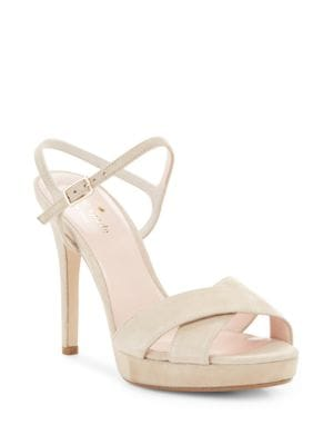 Rosemarie Suede Sandals by Kate Spade New York