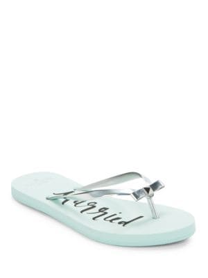 Nadine Flip Flop Sandals by Kate Spade New York
