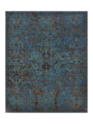 Timeless Rug Collection Peacock